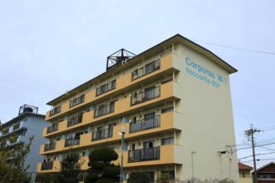 CORPORAS HARIMA-1-<BR>リノベーションを通してエシカルな暮らしを実現する、あたらしいアパートのかたち