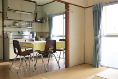 CORPORAS HARIMA-2-<BR>古いものの魅力を感じながら暮らす。4つの異なるスタイルのお部屋たち。